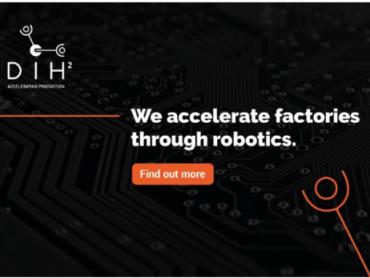DIH² započinje svoj prvi otvoreni poziv sa ciljem da pospeši upotrebu robotike i srodnih tehnologija u oblasti proizvodnje