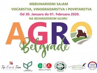 Agro Belgrade 2020 - vodeći sajamsko – konferencijski događaj
