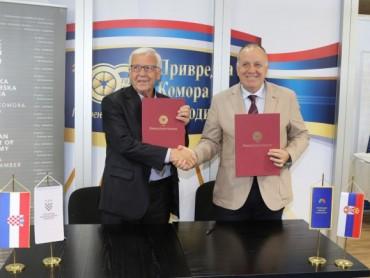Privredna komora Vojvodine ozvaničila saradnju sa HGK-Županijskom komorom Rijeka