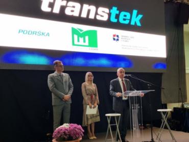Promocija najnovijih modela na sajmu privrednih vozila TRANSTEK 2019
