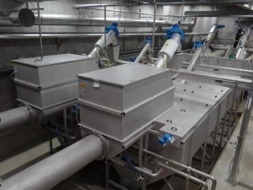 Huber rešenja za postrojenja za prečišćavanje