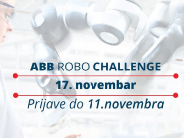 ABB Robo Challenge — Dodirni budućnost