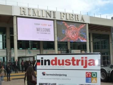 Po 23. put u Riminiju održan je Ecomondo - sajam koji postaje nezaobilazna stanica u svetu energije i ekologije
