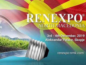 RENEXPO® po prvi put u Severnoj Makedoniji