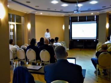 Stručni seminar u organizaciji kompanije Top Teh machinery