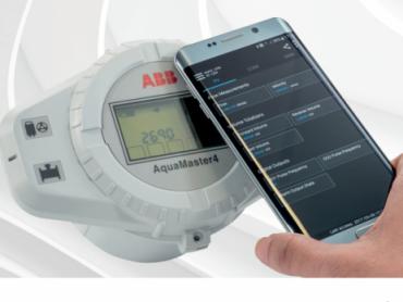 AquaMaster4 elektromagnetni merač protoka