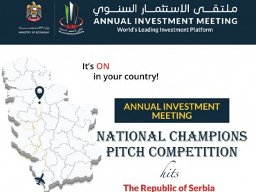 Šansa za srpske startape na vodećem investicionom skupu u Dubaiju AIM 2020