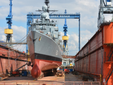Brodogradilište u Bačkom Monoštoru je najstarije brodogradilište u ovom delu Evrope