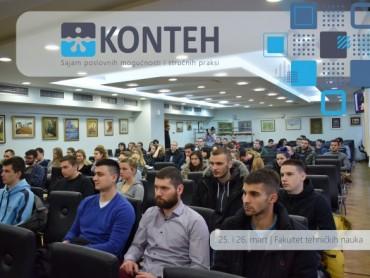 KONTEH - Sajam poslovnih mogućnosti i stručnih praksi
