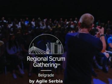 Agile i IT spektakl godine – Regional Scrum Gathering Belgrade 2020.