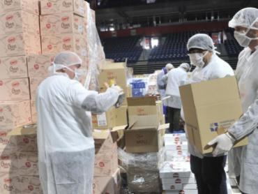 Danas se završava priprema paketa u akciji pomoći najstarijim sugrađanima