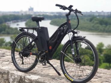 Domaća kompanija konstruisala jedinstveni električni bicikl koji može da meri zagadjenje u vazduhu