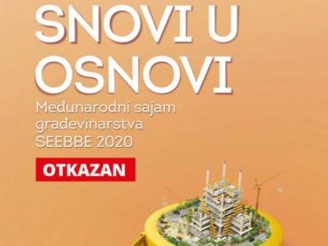 Beogradski sajam doneo je odluku da otkaže 46. Međunarodni sajam građevinarstva