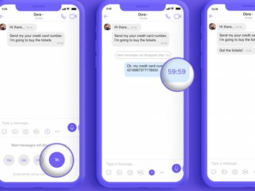 Rakuten Viber - Nestajuće poruke od sada dostupne i u Srbiji