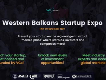 """Lansiraj svoj start-ap na """"Western Balkan Startup Expo"""""""
