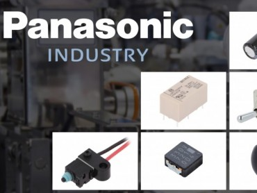 Industrial electronic components by Panasonic Industry