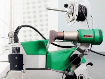 MARCOM PLAST - Nova mašina za zavarivanje podova – UNIFLOOR 500