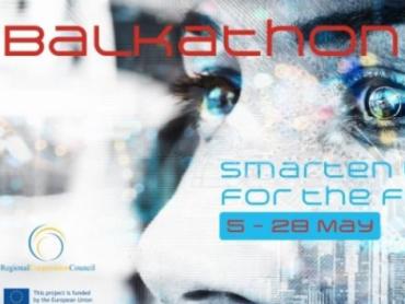 Balkathon 2.0 - Drugo onlajn takmičenje Zapadnog Balkana za najbolja digitalna rešenja