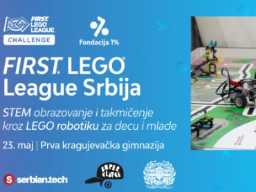 Takmičenje iz robotike dolazi u Srbiju - FIRST LEGO League