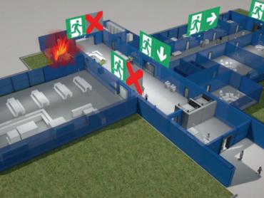Eaton Adaptivni sistem evakuacije