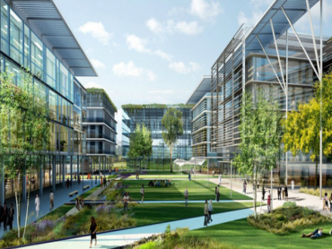 Novi Srpsko-kineski industrijski park Mihajlo Pupin biće izgrađen na Paliluli, na površini od 483 hektara