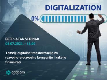Digitalna transformacija  – svi pričaju o tome, ali šta ona zapravo podrazumeva?