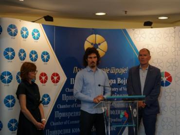 """U PKV održana konferencija """"Predstavljanje programa finansiranja Fonda za inovacionu delatnost"""""""
