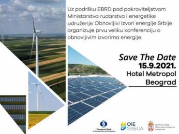 """Konferencija """"OIE Srbija 2021."""" biće održana 15.septembra"""