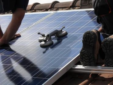 O ugradnji solarnih panela