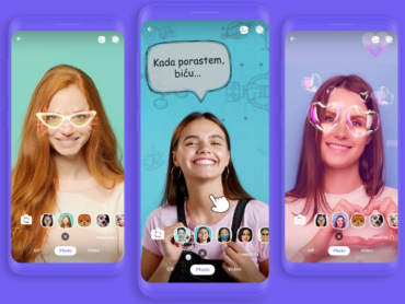 Rakuten Viber predstavio AR Objektive za sve korisnike iz Srbije