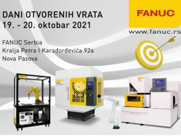 FANUC Dani otvorenih vrata 2021.